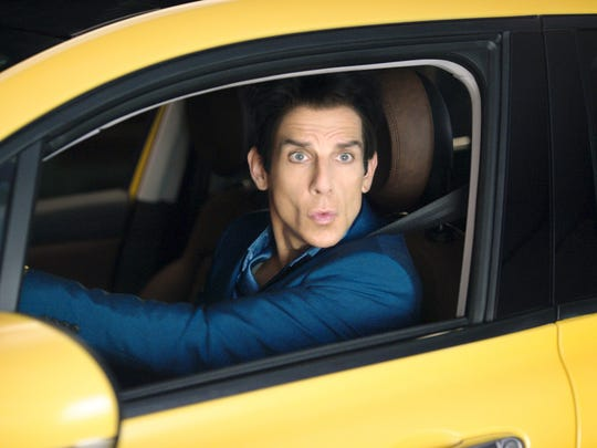 Ben Stiller runs a red light in a new ad for the 2016 Fiat 500X that ran during the Golden Globe Awards.