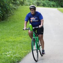 Germantown woman with advanced cancer turns triathlete in months
