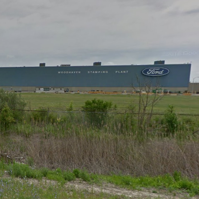 Ford's Woodhaven Stamping Plant