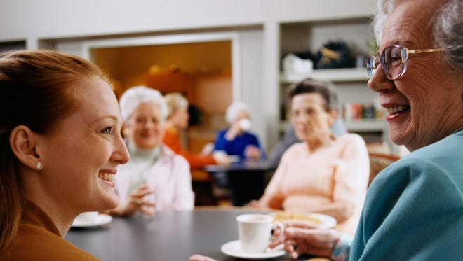 There are many options for senior living from assisted living to independent care.