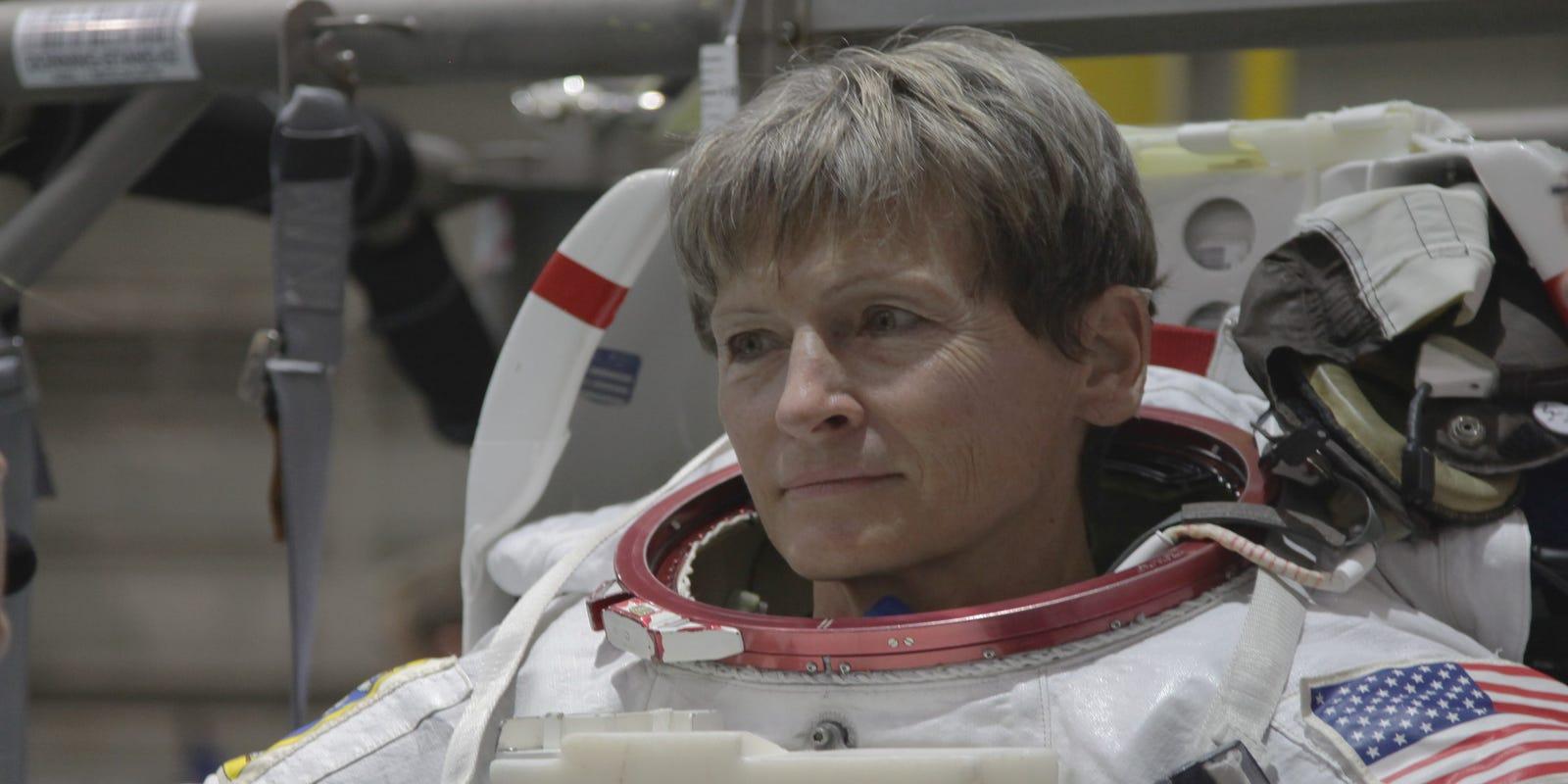 зависит выбранного астронавт пегги уитсон фото это один самых