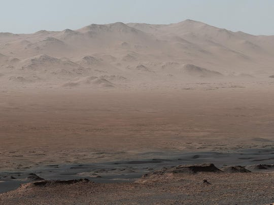 nasa mars rover landing today - photo #16