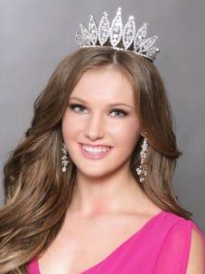 Rachel Flynn, from Savage, is Miss Teen Minnesota 2013.