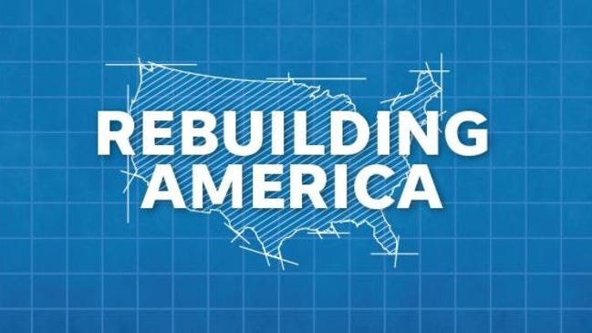 "More than 260 local newsrooms across the nation within the USA TODAY Network are bringing you ""Rebuilding America,"" along with our flagship USA TODAY."