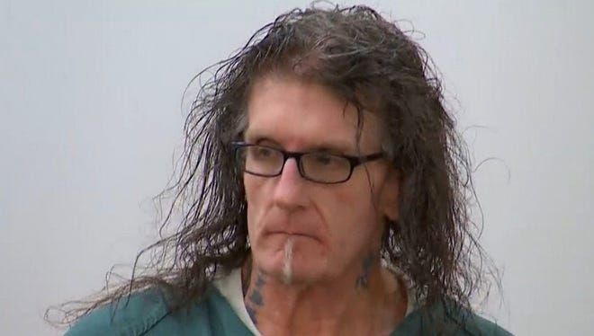 Stewart  Richardson, 51, was sentenced to 50 years in prison for a deadly 2009 drunk driving crash. Here, Richardson is in court on Tuesday, July 28, 2015.