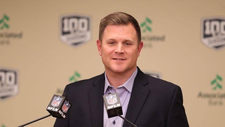 Four draft-week takeaways from Packers GM Brian Gutekunst
