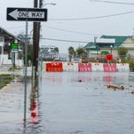 Flooding begins in Ocean City following storm surge