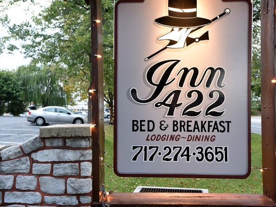 Inn 422 in Lebanon is closing its doors.