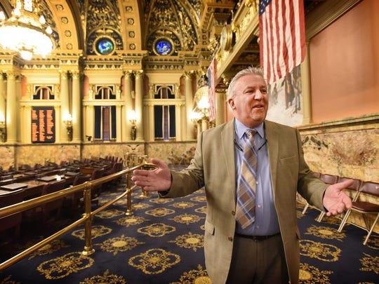 Sen. Mike Folmer, R-Lebanon