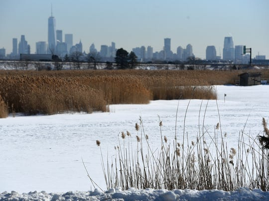 The Meadowlands Environment Center in Lyndhurst was