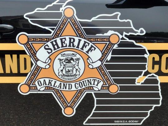 MTO 01 Oakland County Sheriff Car Logo