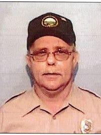 RiCI Corrections Officer Dennis Godare