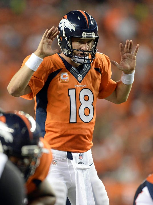 2013-09-05 Peyton Manning Broncos Ravens