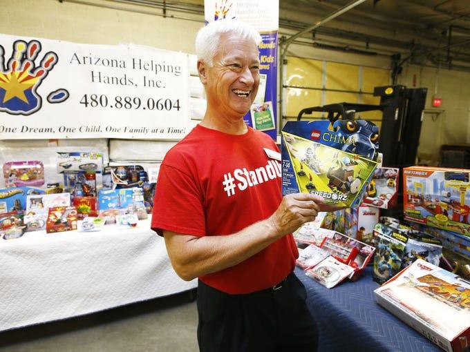 Dan Shufelt is president and CEO of Arizona Helping