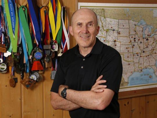 Dave Swenson, Iowa State University economist