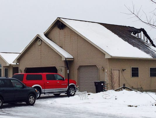 Weston house fire