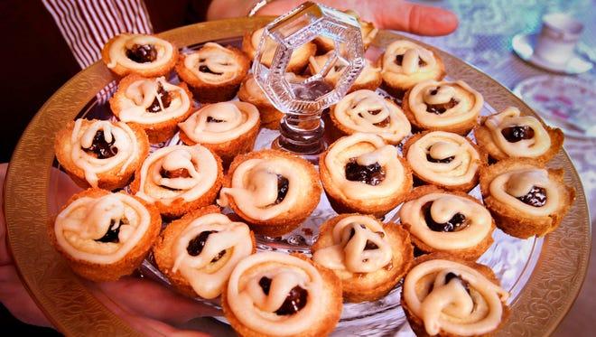 Figgy Puddings
