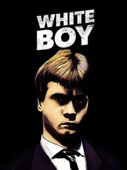 "The poster for the new documentary ""White Boy."""