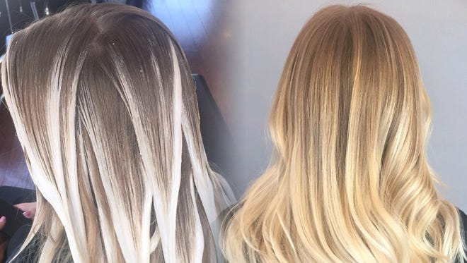 Get a hair painting lesson from Chelsea Caruso at House of Independents July 24.