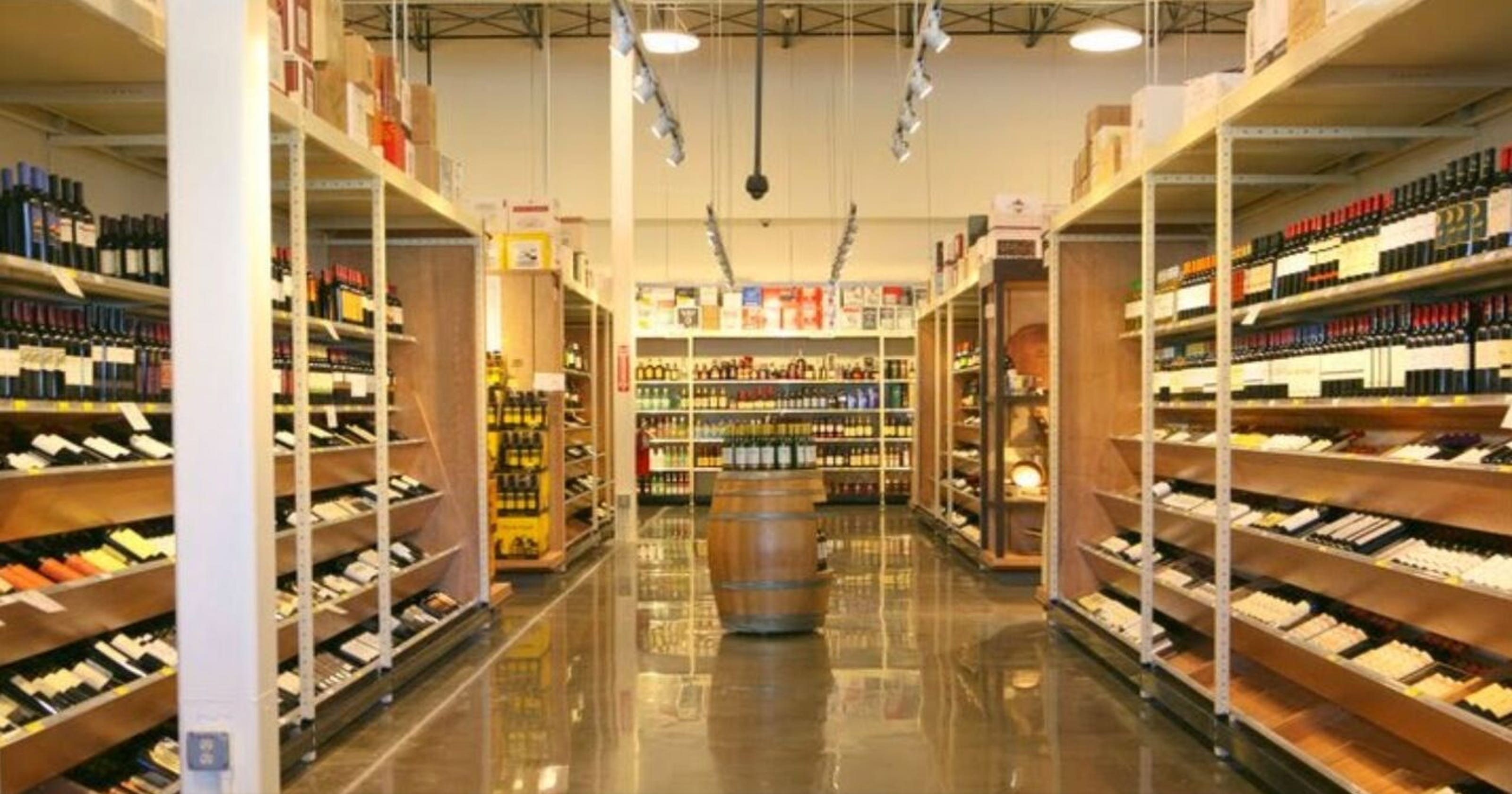 Gary\'s Wine in Closter, soon