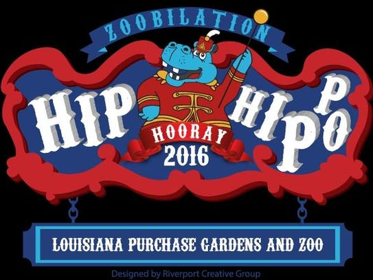 Hip Hippo Hooray Zoobilation 2016 is 10 a.m.-5 p.m.
