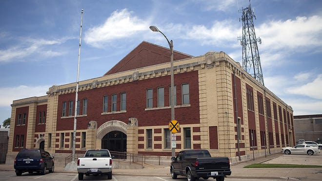 The former Illinois National Guard Armory is at 149 N. Broad St. in Galesburg.
