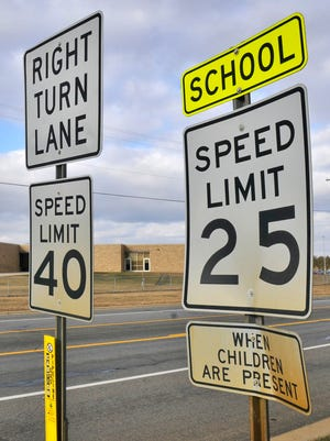 Speeding is a major cause of motor vehicle accidents.