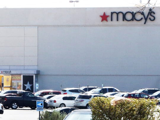 The Macy's store in Sunland Park Mall is closing this