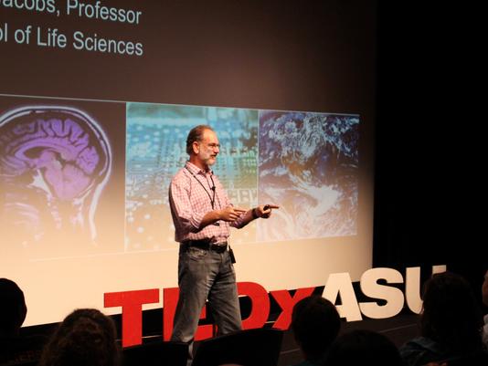 TEDxASU and Jacobs