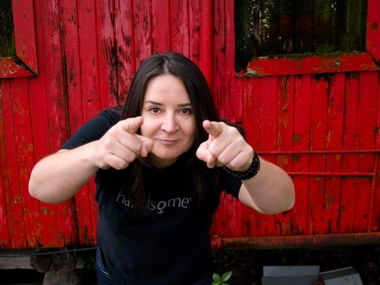 Comedian Sandra Valls will perform at 9 p.m. Saturday,