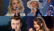Swipe through the gallery to see the 2014 Grammy nominations.
