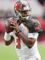 Jameis Winston suffered a shoulder injury last week, but the Bucs announced Friday he's healthy enough to start against the Bills.