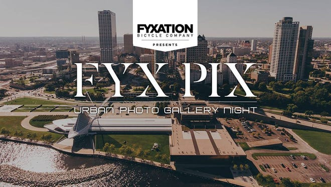 Fyxation Bicycle Co. will host an urban photo gallery night Nov. 11 at its shop on N. Humboldt Blvd.