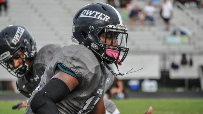 Jamal Gates, a linebacker from Palm Beach Gardens, Florida, switched his commitment Sunday from CSU to Florida International. He was one of two three-star prospects who had previously committed to CSU to switch their pledges Sunday.