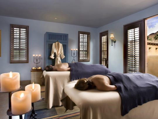 Massages at Royal Palms Resort and Spa.