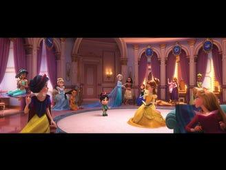 Disney changes 'Wreck-It Ralph 2' after complaints about a black princess' light skin
