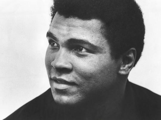 Muhammad Ali died in 2016 at 74. Unknown date and location