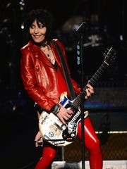 Joan Jett once played an outdoor show for a Packers opening weekend in Green Bay.
