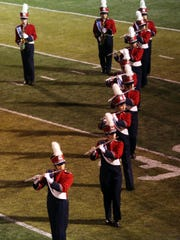 South Salem Marching Band