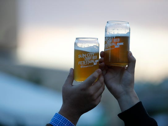 The 2018 Sun City Craft Beer Festival will be April