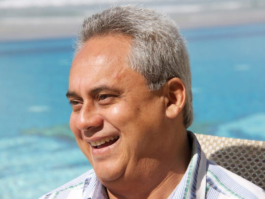 Miguel Guevara, director of promotion and international
