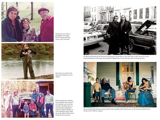"""John Carter Cash shares photos from his childhood in """"House of Cash: The Legacies of My Father, Johnny Cash."""""""