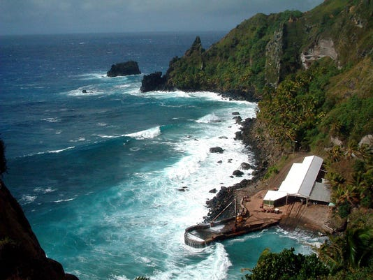 Pitcairn Gay Marriage