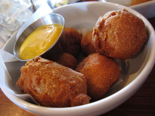 Corn dog poppers at Windsor in Phoenix.