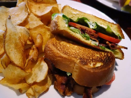 "The Tavern calls its sandwich ""The Best BLT in Phoenix"""