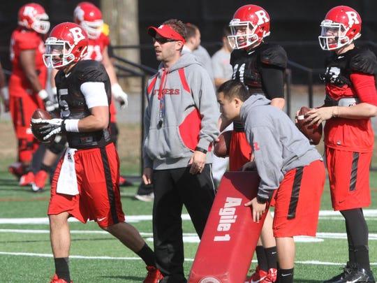 Ben McDaniels will now reportedly be Michigan's quarterbacks coach.