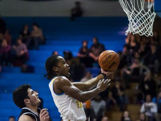 UGF Mens' Basketball
