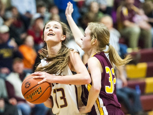 Choteau v Shelby Girls' Basketball