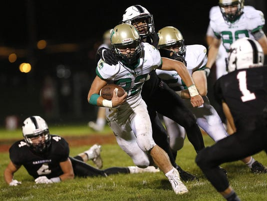 Prep Football Roundup 1
