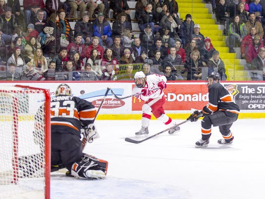 Cornell Mens Hockey vs Princeton